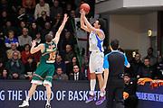 DESCRIZIONE : Eurocup 2014/15 Last32 Dinamo Banco di Sardegna Sassari -  Banvit Bandirma<br /> GIOCATORE : Giacomo Devecchi<br /> CATEGORIA : Tiro Tre Punti Controcampo<br /> SQUADRA : Dinamo Banco di Sardegna Sassari<br /> EVENTO : Eurocup 2014/2015<br /> GARA : Dinamo Banco di Sardegna Sassari - Banvit Bandirma<br /> DATA : 11/02/2015<br /> SPORT : Pallacanestro <br /> AUTORE : Agenzia Ciamillo-Castoria / Luigi Canu<br /> Galleria : Eurocup 2014/2015<br /> Fotonotizia : Eurocup 2014/15 Last32 Dinamo Banco di Sardegna Sassari -  Banvit Bandirma<br /> Predefinita :