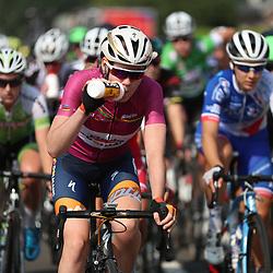 01-09-2017: Wielrennen: Boels Ladies Tour: Weert  <br />Anna van der Breggen