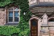 Ivy League architecture, Princeton University, New Jersey, USA