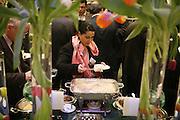 Mercredi 23 Janvier 2008. Salon Hoche. Paris, France..Le Jour J. GrDF. .