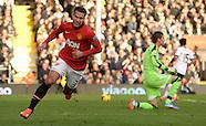 Fulham v Manchester United 021113