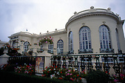 France, Normandy.  Deauville Casino.