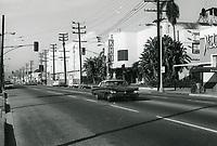 1972 KHJ Radio on Melrose Ave.