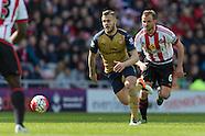 Sunderland v Arsenal 240416
