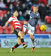 Doncaster Rovers v Millwall 291213