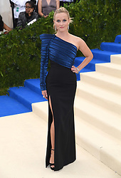 Reese Witherspoon attending The Metropolitan Museum of Art Costume Institute Benefit Gala 2017, in New York City, USA. Photo Credit should read: Doug Peters/EMPICS Entertainment.