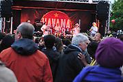 Havana Cultura Festival Galway 2011. Photo:Andrew Downes.