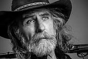 Actor/model John W. Hedgecoth, Wednesday, April 18, 2018, in Jefferson City, Tenn. (Wade Payne/www.wadepaynephoto.com)