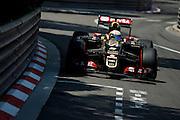 May 20-24, 2015: Monaco Grand Prix: Romain Grosjean (FRA), Lotus
