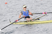 Eton, United Kingdom.    GBR  W1X, Mel WILSON, after the Women's single Sculls final, at the 2012 GB Rowing Trials, Dorney Lake. Near Windsor Berks Sunday  11/03/2012  [Mandatory Credit; Peter Spurrier/Intersport-images]