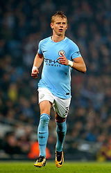 Manchester City's Oleksandr Zinchenko