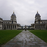 Old Royal Naval College, Greenwich, London