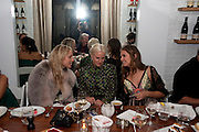 ELIZABETH VON THURN UND TAXIS; OLYMPIA SCARRY; DASHA ZHUKOVA;   Dom PŽrignon with Alex Dellal, Stavros Niarchos, and Vito Schnabel celebrate Dom PŽrignon Luminous. W Hotel Miami Beach. Opening of Miami Art Basel 2011, Miami Beach. 1 December 2011. .<br /> ELIZABETH VON THURN UND TAXIS; OLYMPIA SCARRY; DASHA ZHUKOVA;   Dom Pérignon with Alex Dellal, Stavros Niarchos, and Vito Schnabel celebrate Dom Pérignon Luminous. W Hotel Miami Beach. Opening of Miami Art Basel 2011, Miami Beach. 1 December 2011. .