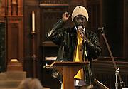 "January 19, 2009 - Santa Barbara, CA: Ali Baba, Mali music.  Trinity Episcopal Church invites the Santa Barbara community to celebrate the Inauguration of Barack Obama with ""Hope: A Time of Prayer, Good Wishes, Song & Dance""  (Photo by Rod Rolle)"