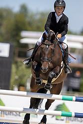 Wouters Seppe, BEL, Hera d'Hessy<br /> Belgisch Kampioenschap Jeugd Azelhof - Lier 2020<br /> <br /> © Hippo Foto - Dirk Caremans<br /> 30/07/2020
