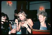 Jane Gilmour at Piers Gaveston Ball. Oxford Town Hall. 1981 approx.© Copyright Photograph by Dafydd Jones 66 Stockwell Park Rd. London SW9 0DA Tel 020 7733 0108 www.dafjones.com