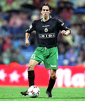 Fotball<br /> Spania 2003/04<br /> Foto: Digitalsport<br /> NORWAY ONLY<br /> Racing Santander<br /> Yossi Shai BENAYOUN,