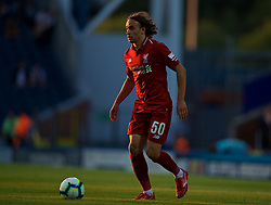 BLACKBURN, ENGLAND - Thursday, July 19, 2018: Liverpool's Lazar Markovic during a preseason friendly match between Blackburn Rovers FC and Liverpool FC at Ewood Park. (Pic by David Rawcliffe/Propaganda)