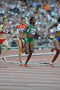 Olympic Stadium, Stratford, London, United Kingdom<br /> <br /> Description:<br /> <br /> 2012 London Olympic, Athletics, <br /> . <br /> <br /> 19:11:48  Friday  10/08/2012 [Mandatory Credit: Peter Spurrier/Intersport Images]