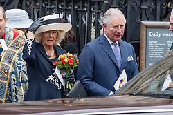 The Royal Family during the Commonwealth Service at Westminster Abbey on Commonwealth Day, London, UK. 12 Mar 2018 Pictured: The Royal Family celebrate Commonwealth Day 2018,. Photo credit: MEGA TheMegaAgency.com +1 888 505 6342