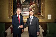 Sheikh Abdullah bin Zayed_London