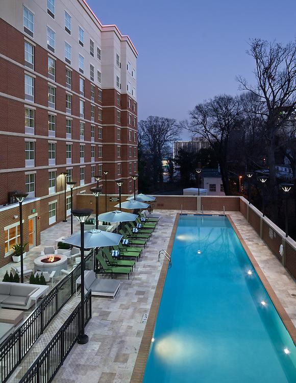Hilton Garden Inn - Homewood Suites 27 - Midtown Atlanta, GA