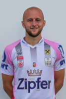 Download von www.picturedesk.com am 16.08.2019 (13:58). <br /> PASCHING, AUSTRIA - JULY 16: Gernot Trauner of LASK during the team photo shooting - LASK at TGW Arena on July 16, 2019 in Pasching, Austria.190716_SEPA_19_027 - 20190716_PD12469