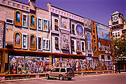 Northcentral Pennsylvania, Willamsport, PA downtown murals