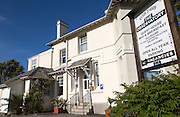 Guest house bed and breakfast accommodation, Falmouth, Cornwall, England, UK