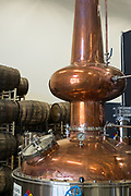 10th Street Distillery in San Jose, California, on September 4, 2019. (Stan Olszewski for Content Magazine)