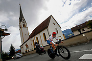 Georgi Pfeiffer (Great Britain) during the 2018 UCI Road World Championships, Women Juniors Individual Time Trial 20 km on September 24, 2018 in Innsbruck, Austria - Photo Luca Bettini / BettiniPhoto / ProSportsImages / DPPI