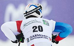 11.03.2010, Kandahar Strecke Herren, Garmisch Partenkirchen, GER, FIS Worldcup Alpin Ski, Garmisch, Men SuperG, im Bild Janka Carlo, ( SUI, #20 ), Ski Atomic mit Blick auf den Gesamtweltcup Sieg in der Saison 2009 / 2010, EXPA Pictures © 2010, PhotoCredit: EXPA/ J. Groder /SPORTIDA PHOTO AGENCY
