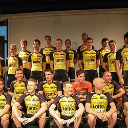 22-12-2016: Wielrennen: Presentatie Lotto Jumbo: Rijswijk<br /> Team Lotto-Jumbo