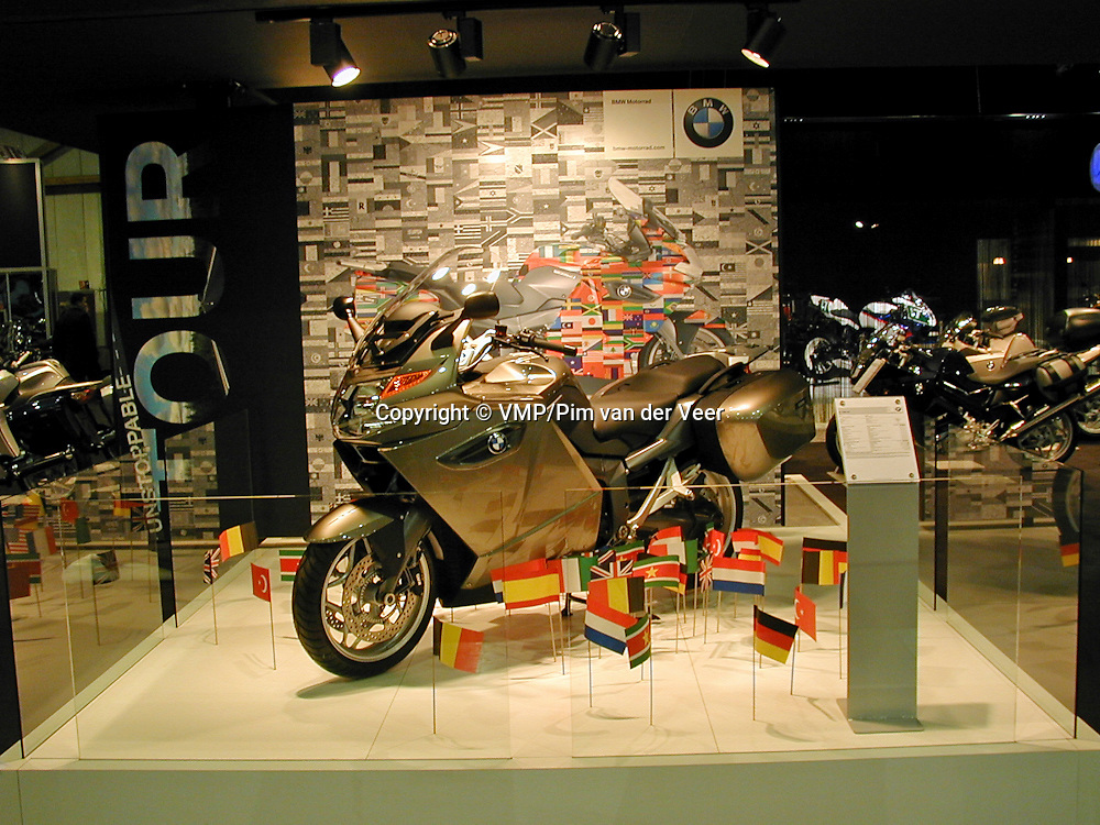 2008 BMW K 1300 GT, Paris Motor Show 2010