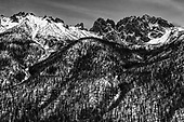 Cascade Mountains and Environs