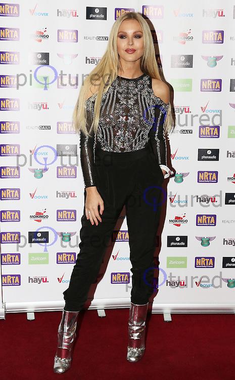Betsy Blue English, National Reality TV Awards, Porchester Hall, London UK, 29 September 2016, Photo by Richard Goldschmidt