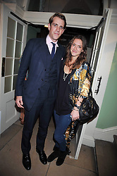BEN ELLIOT and MARY-CLARE WINWOOD at the launch of Quintessentially Soho at the House of St Barnabas, 1 Greek Street, London on 29th September 2009.<br /> <br /> <br /> <br /> <br /> BYLINE MUST READ: donfeatures.com<br /> <br /> *THIS IMAGE IS STRICTLY FOR PAPER, MAGAZINE AND TV USE ONLY - NO WEB ALLOWED USAGE UNLESS PREVIOUSLY AGREED. PLEASE TELEPHONE 07092 235465 FOR THE UK OFFICE.*