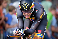 Sykkel<br /> Foto: PhotoNews/Digitalsport<br /> NORWAY ONLY<br /> <br /> BOASSON HAGEN Edvald of MTN - Qhubeka in action during the stage 1 of the 102nd edition of the Tour de France 2015 a individual time trial with start in Utrecht and finish in Utrecht, Netherlands (13,8 kms) *** UTRECHT, NETHERLANDS - 4/07/2015