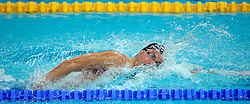 06-08-2008 ZWEMMEN: TRAINING ZWEMPLOEG: BEIJING<br /> Training in het prachtige National Aquatics Center / Pieter van den Hoogenband<br /> ©2008-WWW.FOTOHOOGENDOORN.NL
