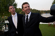 CHRISTIAN CANDY; NICK CANDY, Royal Parks Foundation Summer party. Gala evening, sponsored by Candy & Candy on behalf of One Hyde Park. Hyde Park. London. 10 September 2008 *** Local Caption *** -DO NOT ARCHIVE-© Copyright Photograph by Dafydd Jones. 248 Clapham Rd. London SW9 0PZ. Tel 0207 820 0771. www.dafjones.com.