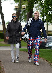 File photo dated 20/05/16 of Zara Phillips and Mike Tindall, who are expecting their second child, a spokeswoman for the couple has said.