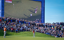 September 29, 2018 - St Quentin En Yvelines, France - Tommy Fleetwood  (Credit Image: © Panoramic via ZUMA Press)