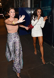 'Love Island' Amber Davies leaves Opal nightclub crying, with just her sister as company, following a fight between her boyfriend Kem Cetinay and Rykard Jenkins, who was on the same TV show a year ago. Rykard was left covered in blood, and while Kem was not seen to throw any punches himself, three of his friends were. Club security allowed Kems pals to stay in the venue, but ejected Rykard, who was badly beaten, and had his shirt ripped from his back. Amber was then seen by onlookers to be physically held back by bouncers from attacking Rykard herself. The whole fight, according to a ranting Rykard on his twitter page...had started because he got accused of trying to flirt with Amber. Kem took to Twitter to claim he knew nothing about what was going on. But as he left the club smiling and alone, he was seen shaking hands with the three men that attacked Rykard, before then getting close to a female admirer. This was despite him saying on Twitter he left the venue with Amber! Rykard posted a selfie on Twitter, showing his busted lip, and a badly bruised nose. <br />