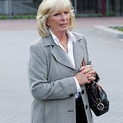 NLD/Bilthoven/20120618 - Uitvaart Will Hoebee, Ciska Peters
