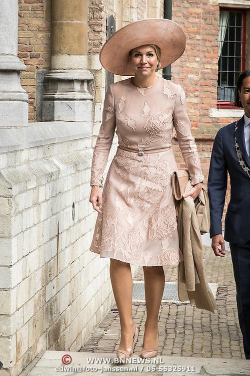 NLD/Middelburg/20180516 -Four Freedom Awards 2018, Koningin Maxima