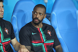 June 15, 2018 - Sochi, Russia - June 15, 2018, Russia, Sochi, FIFA World Cup, First round, Group B, Portugal vs Spain at Fisch Stadium. Player of the national team Manuel Fernandes. (Credit Image: © Russian Look via ZUMA Wire)