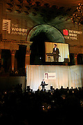 David-Michel Davies at the 11th Annual Webby Awards  held at Cipriani's Downtown on June 10, 2008
