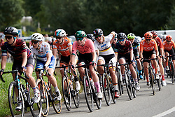 Lisa Brennauer (GER) in the bunch at Boels Ladies Tour 2019 - Stage 5, a 154.8 km road race from Nijmegen to Arnhem, Netherlands on September 8, 2019. Photo by Sean Robinson/velofocus.com