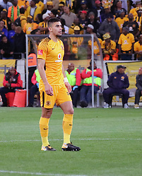 Daniel Cardoso in the Absa Premiership match between Cape Town City and Kaizer Chiefs, Cape Town Stadium, 13 September 2017.