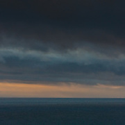 Last light, Solway Firth, Cumbria.